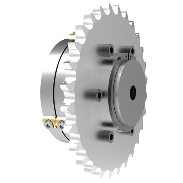 Chain & Pulley Drives (Type S Hub)